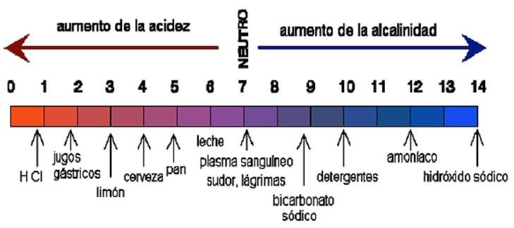 Propiedades del ácido