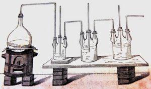 Acido clorhídrico historia