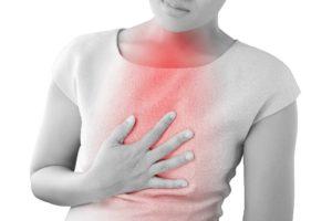 Efectos nocivos del ácido clorhídrico