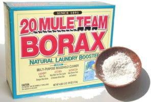 ácido bórico propiedades