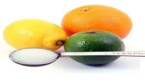 ácido citrico 1