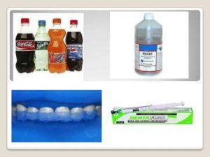 Aplicaciones del ácido fosfórico.