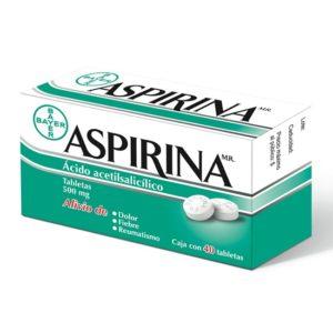 ácido salicílico aspirina