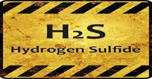 ácido sulfhídrico. otras propiedades
