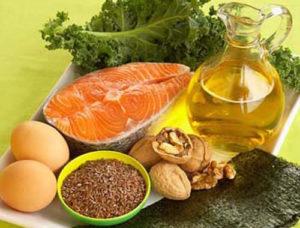 alimentos ricos en ácido linoleico
