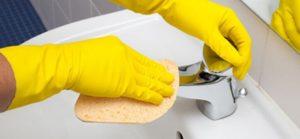 usos del ácido muriático. limpieza del hogar
