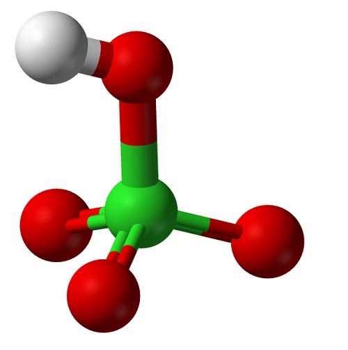 ácido perclórico