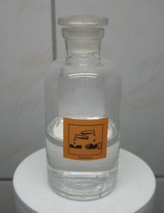 Propiedades del ácido perclórico.