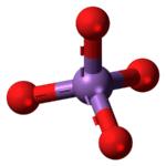 ácido arsénico