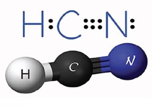 ácido cianhídico
