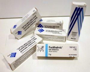 ácido fusídico bacteriostático