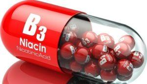 ácido nicotínico vitamina b3