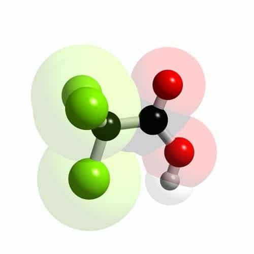 ácido tricloroacético