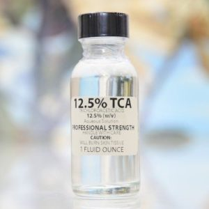 propiedades del ácido tricloroacético