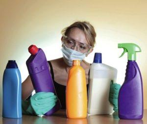 usos del ácido sulfuroso Desinfectantes