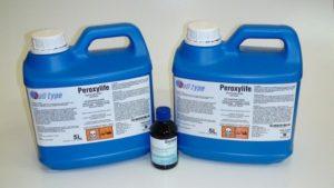 ácido peracético usos